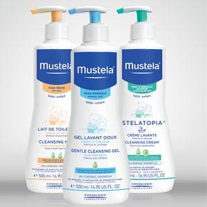 Mustela'dan Her Cilde Bakım!